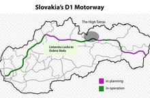 Slovakia's government runs Skanska and Strabag off the road