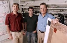 Princeton scientists invent 'talking' wallpaper