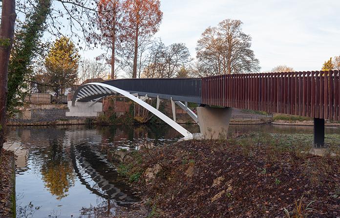 SSDA 2019: A slender steel Thames crossing