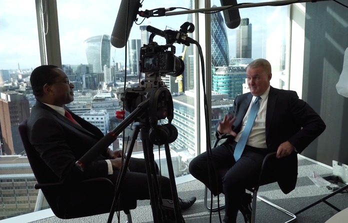 VIDEO: Aecom's chief on the skills shortage