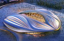 Worker killed at Qatar 2022 stadium site