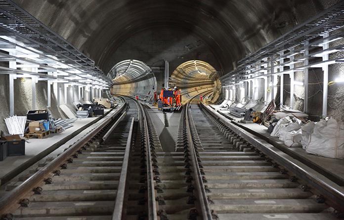 Crossrail contractors fined £1m