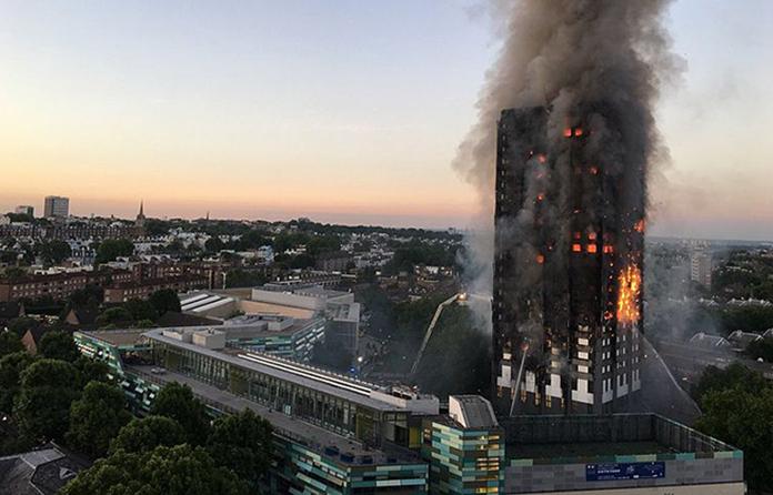 Grenfell: 82 tower blocks fail new fire safety test