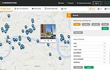 'Cornerstone' website offers digital posterity