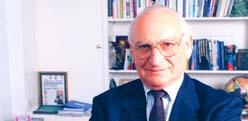 Sir Frank Lampl: tributes from John Spanswick and Alan Crane