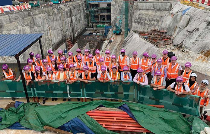 London students take a trip to Kuala Lumpur