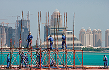 CIOB to press for reform on Qatar workforce rights via Members' Forum