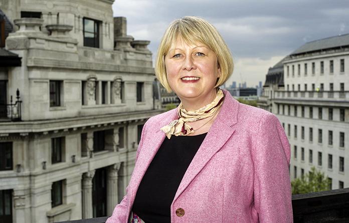 Rebecca Thompson: My year as CIOB president