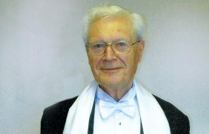 Obituary: Rex Sydney Reynolds 1928-2018
