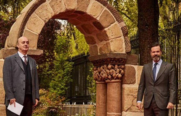 3D printing recreates 12th century Spanish arch
