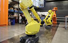 Skanska awarded £700,000 to develop construction robots