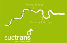 TFL funds feasibility study for east London 'Brunel Bridge'