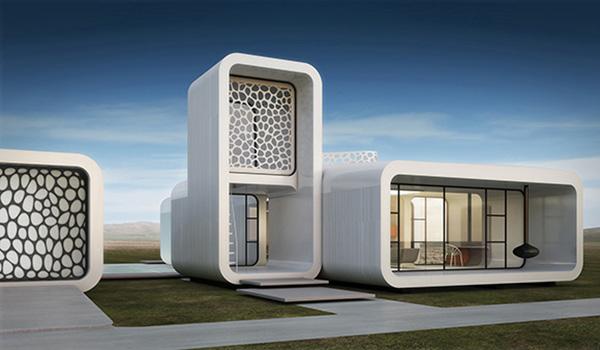 WinSun Global teams up with Gensler to 3D print Dubai museum facility