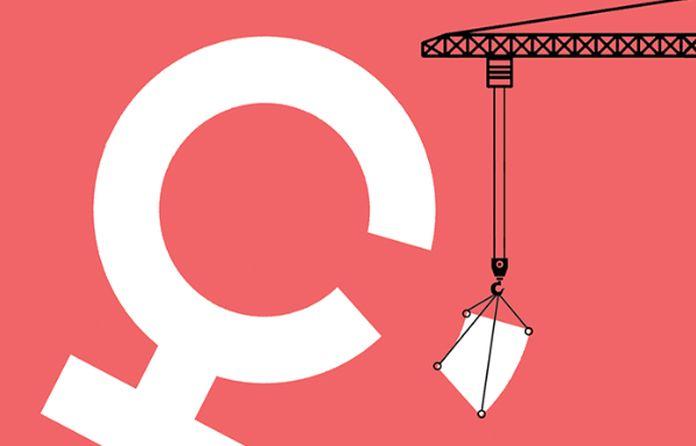 No gender equality in construction 'until 2194'
