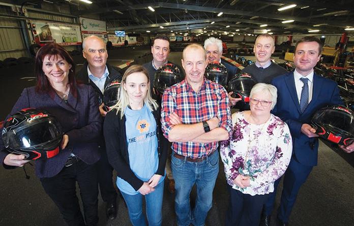 Highland dinner raises £10,200 for local charities