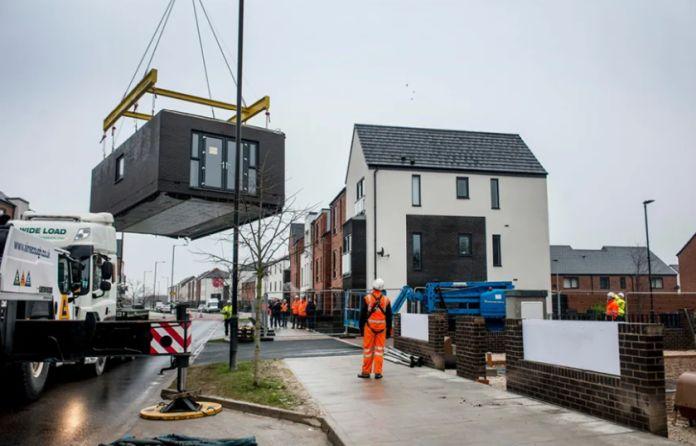 Housing secretary launches net zero homes 'delivery hub'