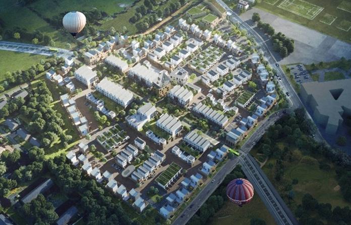 Sekisui gets green light for UK's biggest modular village