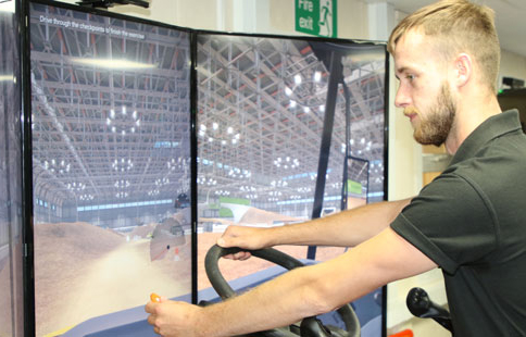 £1.2m simulators to train next generation of plant operators