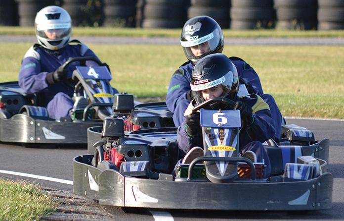 Rev up for karting fun in Kent