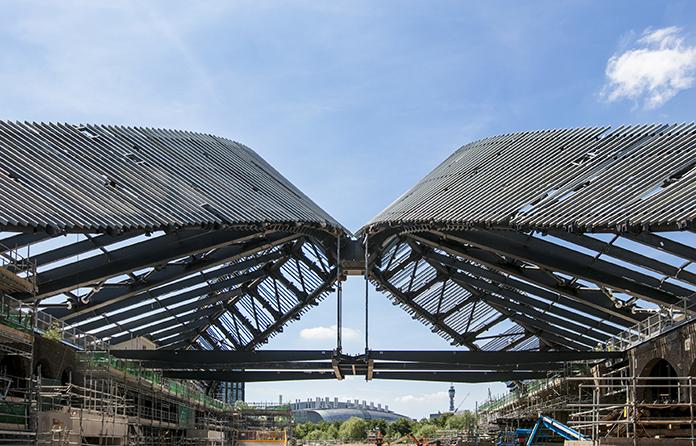 Building Heatherwick's King's Cross wonder