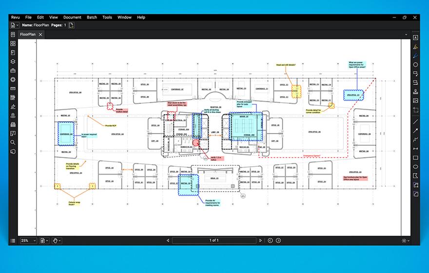 Bluebeam enhances Revu collaboration software