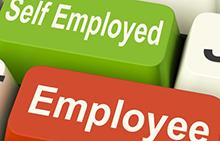 Self-employment test will hit construction hard