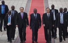 World Bank offers war-torn Congo and region $1bn
