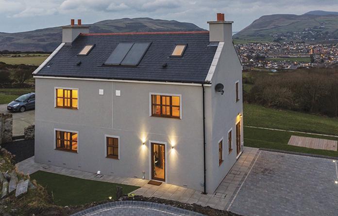 First Passivhaus in Isle of Man wins national award