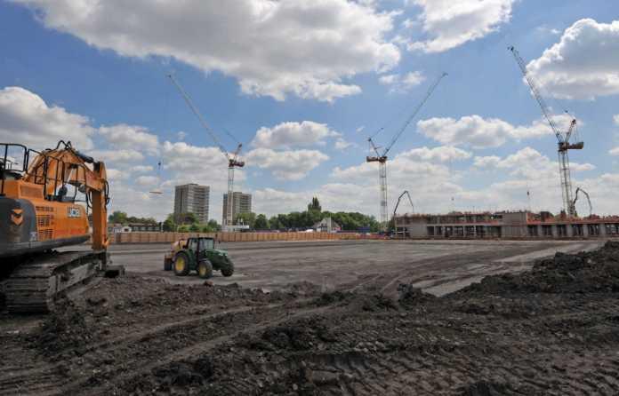AFC Wimbledon needs £11m for Buckingham to complete stadium