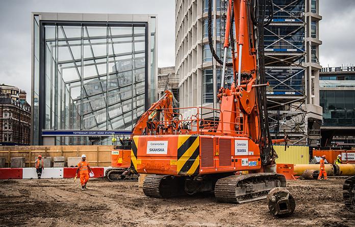 Skanska starts construction of new London music venue at St Giles