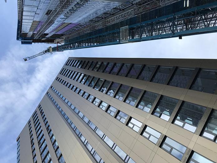 Wates takes Birmingham skyward