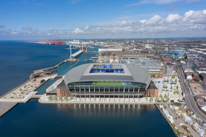 Images | Everton reveals final designs for 52,000-seater stadium