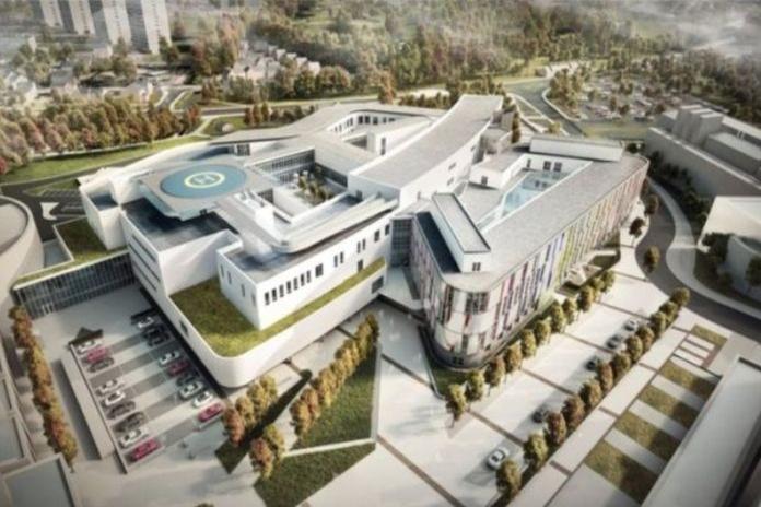 Multiplex's delayed Edinburgh hospital finally set for completion