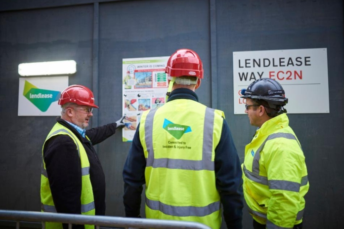 Lendlease cuts 15% of its UK workforce
