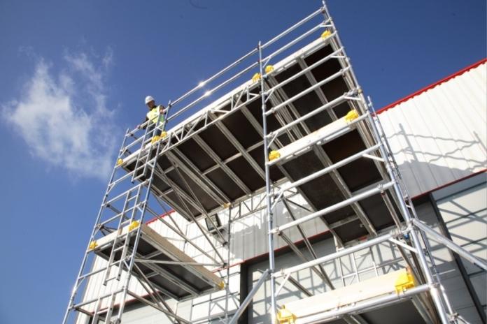 CPD: Bespoke aluminium access structures