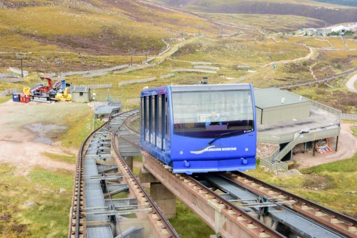 Balfour Beatty to reinstate Scotland's only funicular railway