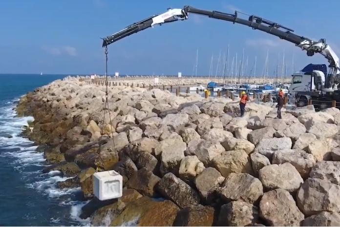 Video | Manmade concrete brick aims to save marine life