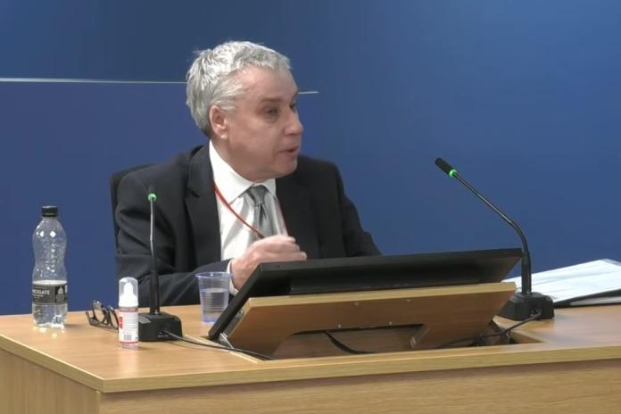 Grenfell: 'Heartbroken' building control officer accepts 'serious failings'