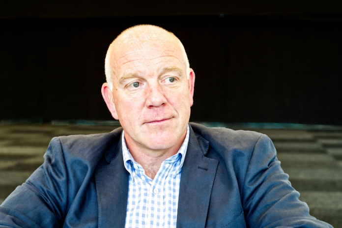 McAlpine 'cautiously optimistic' despite pandemic